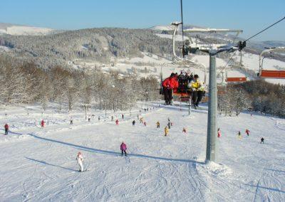 Ski resort Bubákov