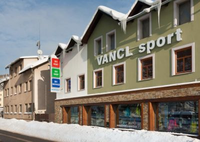 Ski rental Vancl Sport