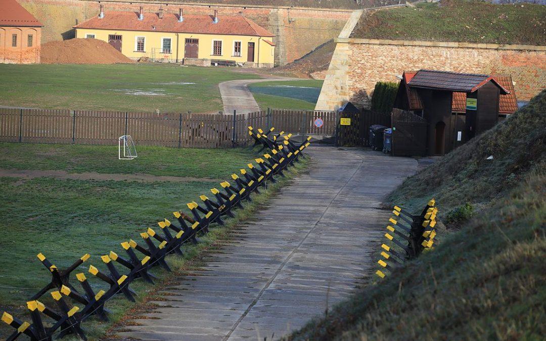 Návštěva Pevnosti Josefov