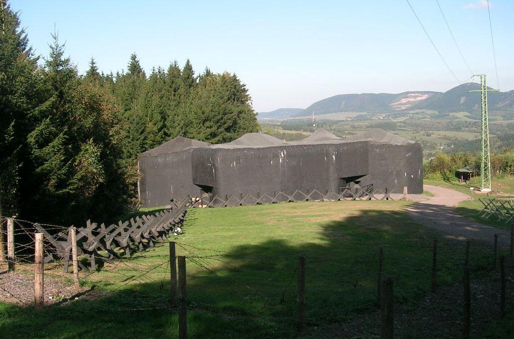 Podzemní komplex pevnosti Stachelberg