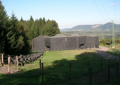 Underground complex fort Stachelberg